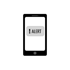 emergency text alerts