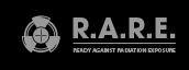 R.A.R.E. Pills Footer Logo